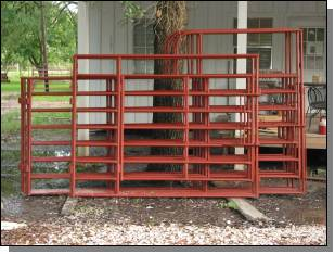 TEXAS CATTLE PANELS
